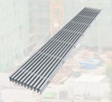 - 친환경소재 알루미늄재질로 제작- 건물 내/외부에 보행자 통행로에 설치가 적합하다.- 선형배수공 형태로 배수능력이 원할하다.- 소형배수로, 플랜트에 특화된 제품